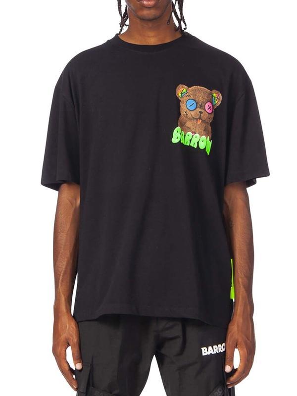 T-shirt unisex con logo colorato di BARROW