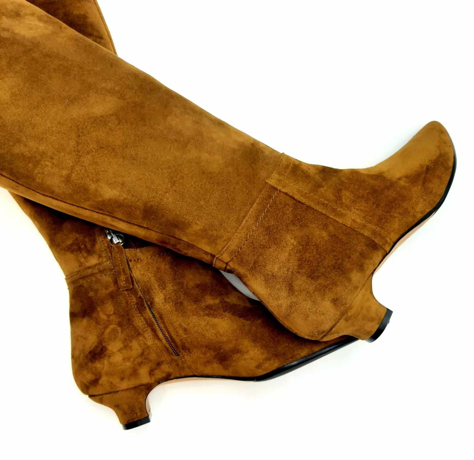 Stivali Sigaro con tacco basso Le Petite Maison