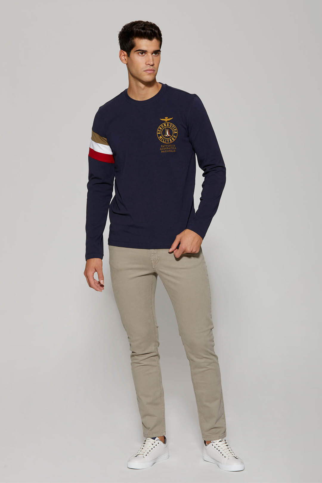 Frecce Tricolori long-sleeved t-shirt    4
