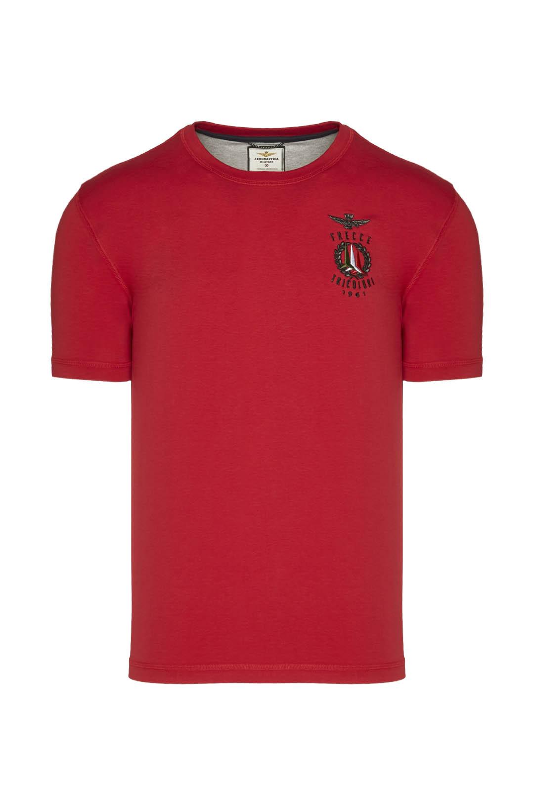 Kurzärmeliges Frecce Tricolori T-Shirt