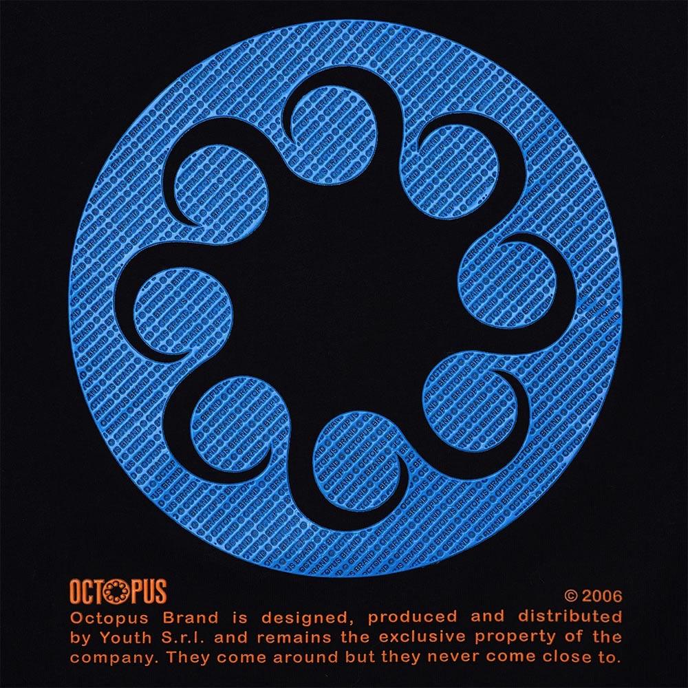 OCTOPUS Tee Logo Black