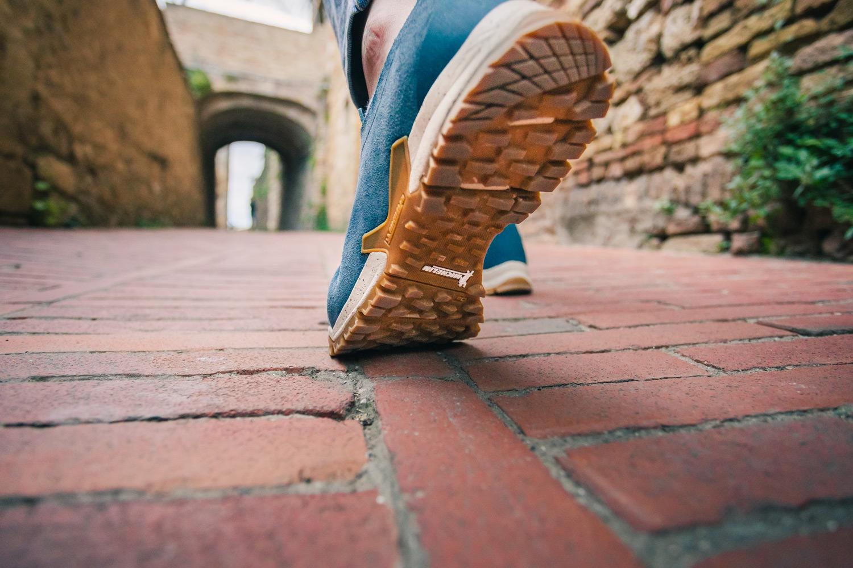 Urban Hiking in Italy