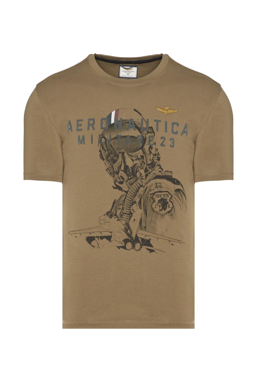 T-shirt stampa ad acqua                  1