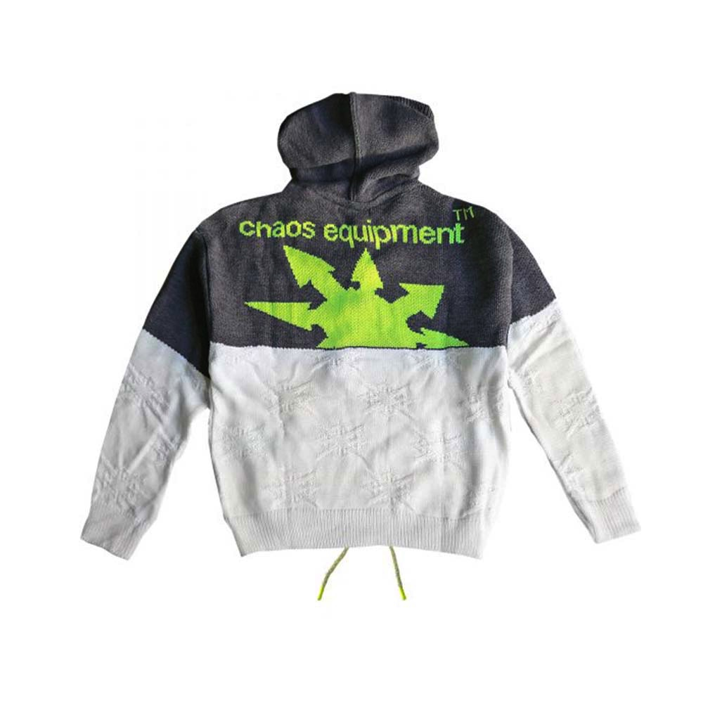 UNICORE Hoodie Dirty Lab Knitted