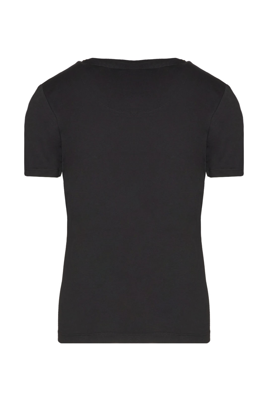 Embroidered crew neck t-shirt            2