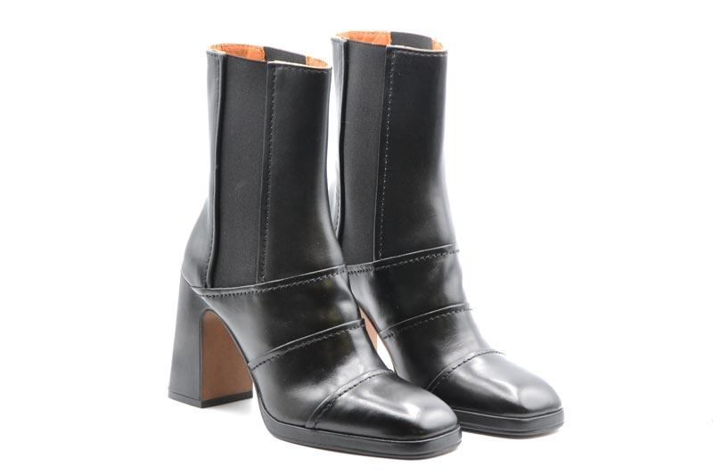 Novità A/I 2021 Bruno Premi Calzatura Donna-Firenze Nero BC6705X