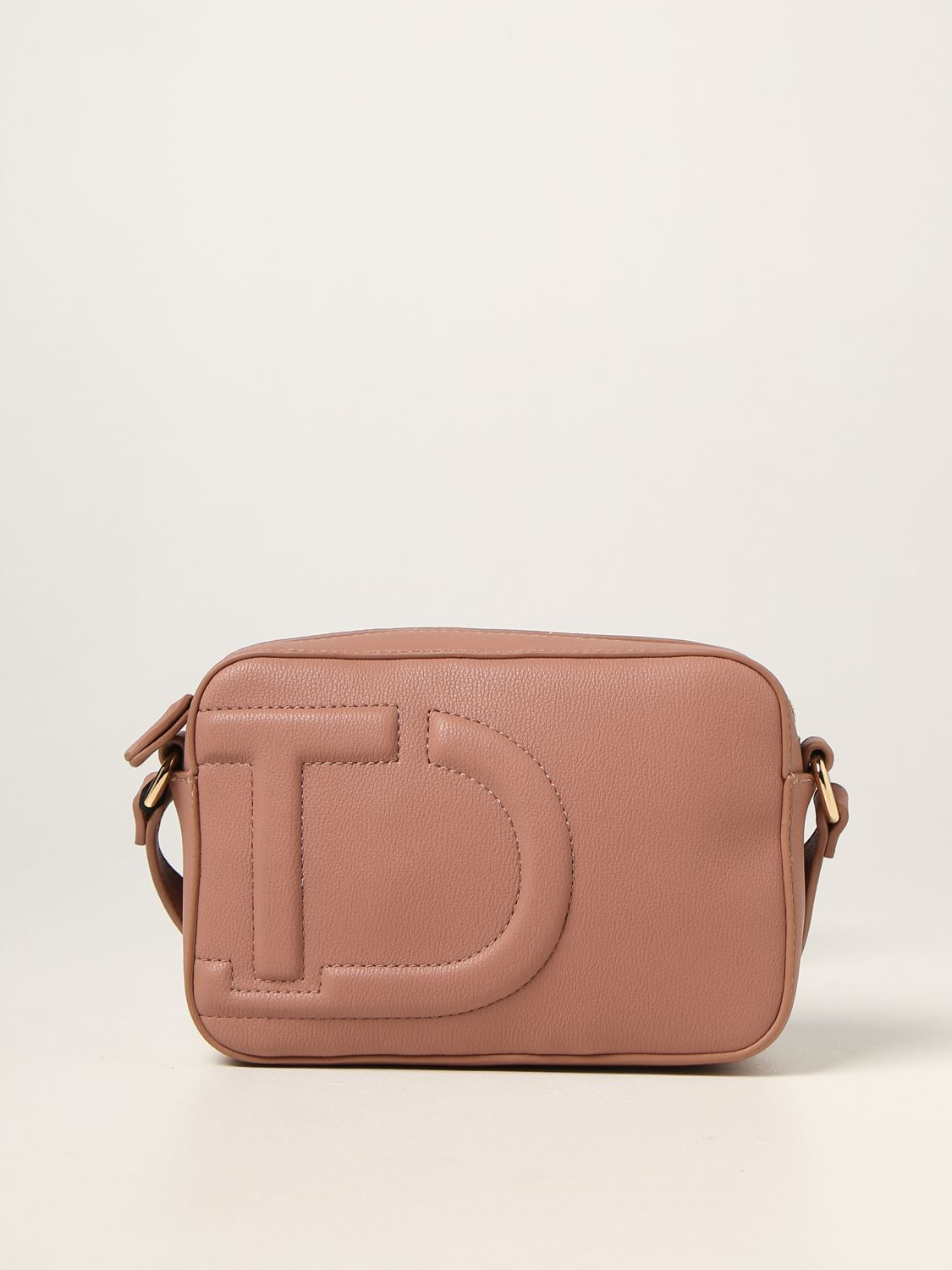 SHOPPING ON LINE TWINSET MILANO BORSA ATRACOLLA IN ECOPELLE NEW COLLECTION PREVIEW FALL WINTER 2022-2