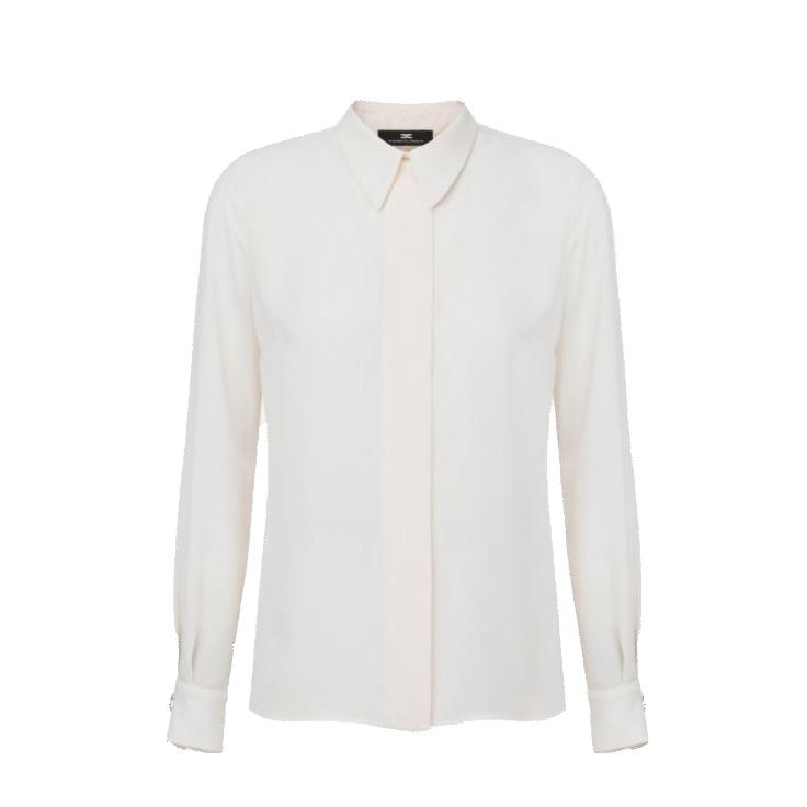 Camicia Elisabetta Franchi CA33616E2 193 -A.1