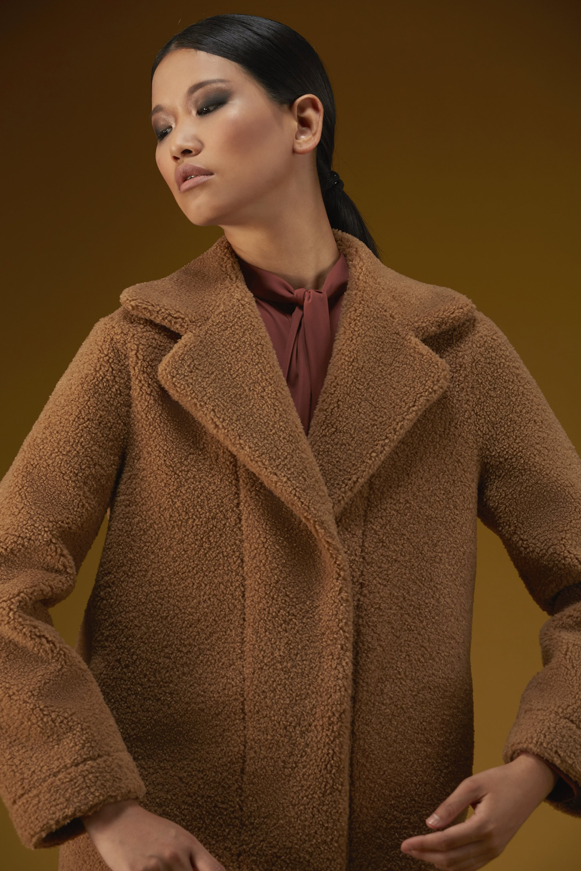 SHOPPING ON LINE RRD LAMB COAT LADY NEW COLLECTION  WOMEN'S FALL/WINTER 2022-2