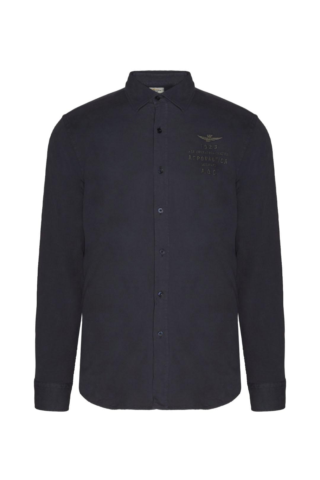 Weiche Baumwolle Hemd                    1