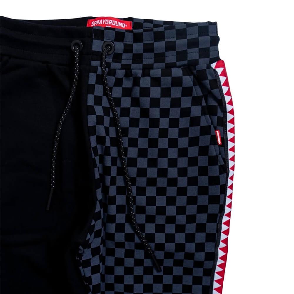 Pantaloni Sprayground SP113 - BLACK A.1