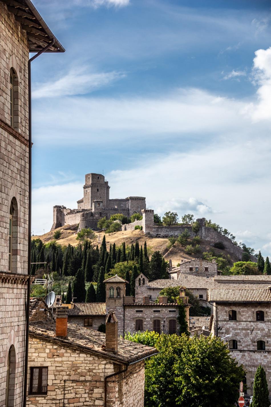 Urban Hiking in Perugia