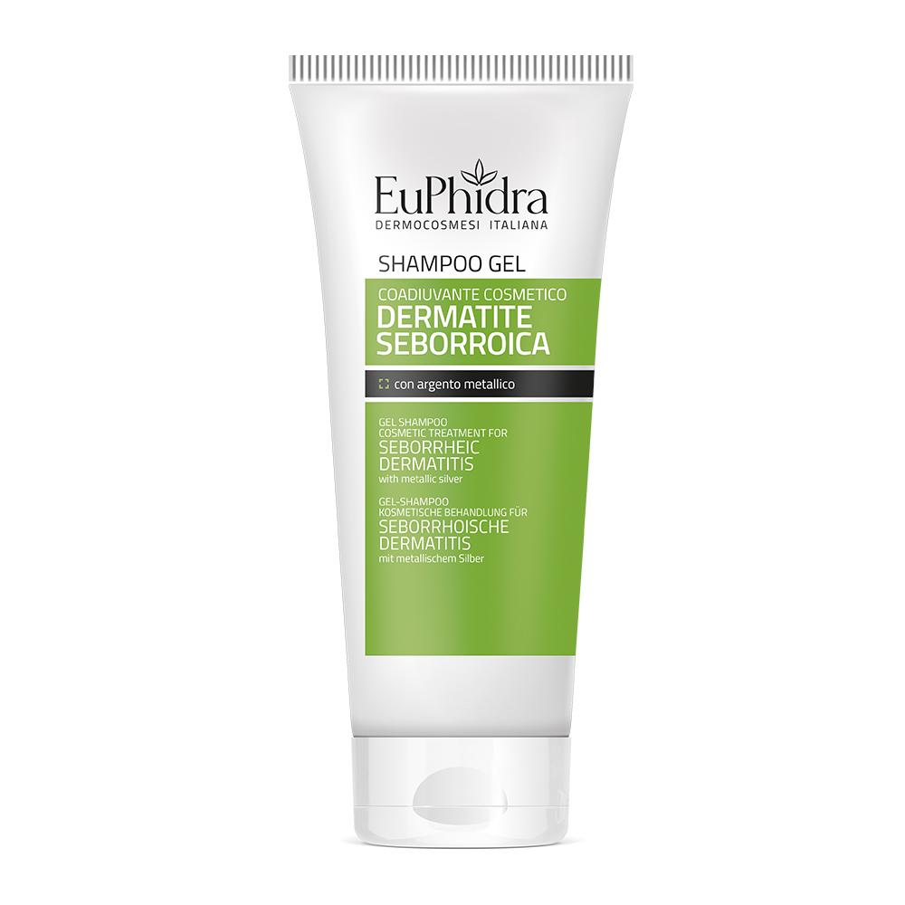 Shampoo gel dermatite seborroica