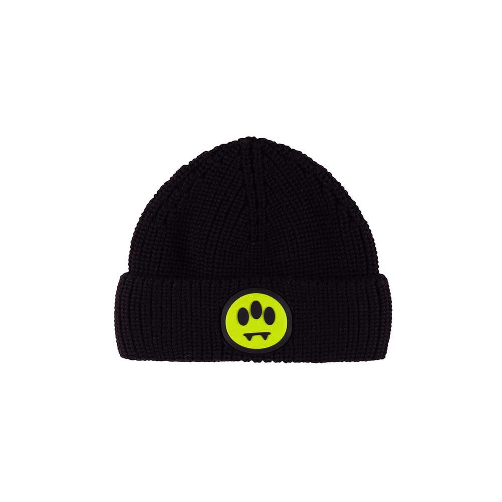 BARROW Wool Hat Black