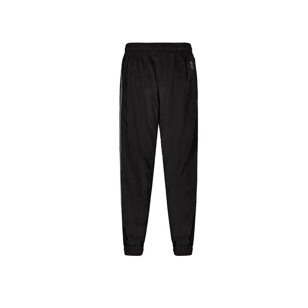 BARROW Cloth Pants Terry Black