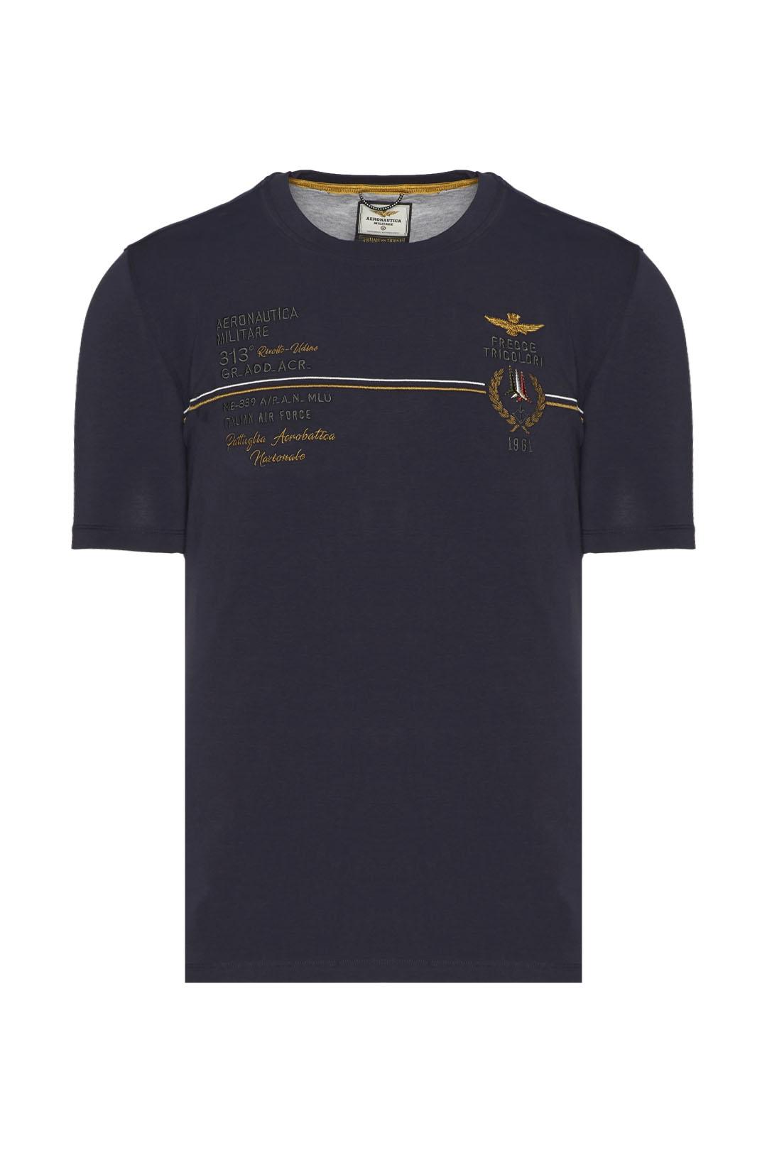 Embroidered Frecce Tricolori t-shirt     1