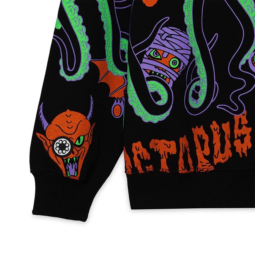 OCTOPUS HALLOWEEN Hoodie Monster Family