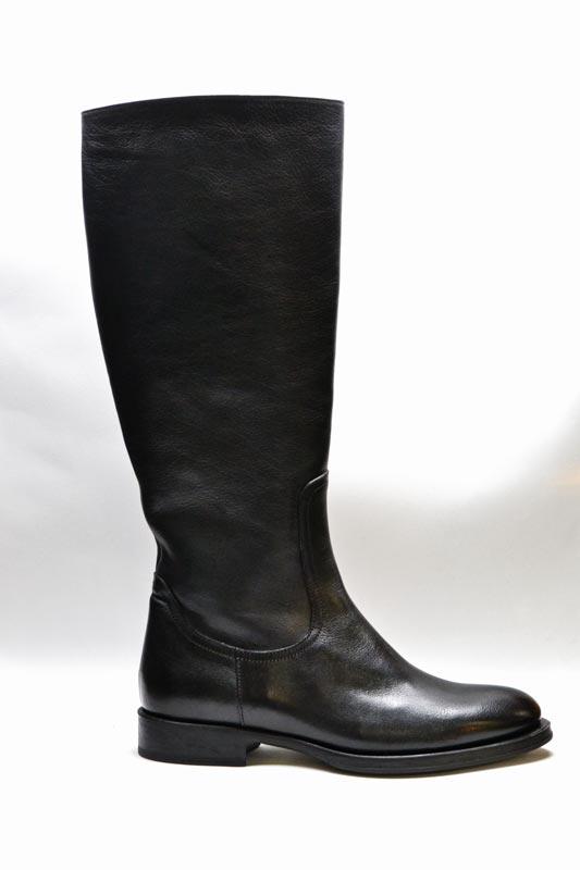 Novità A/I 2021 Corvari Calzatura Donna-Bufalo Alfa Nero D3203