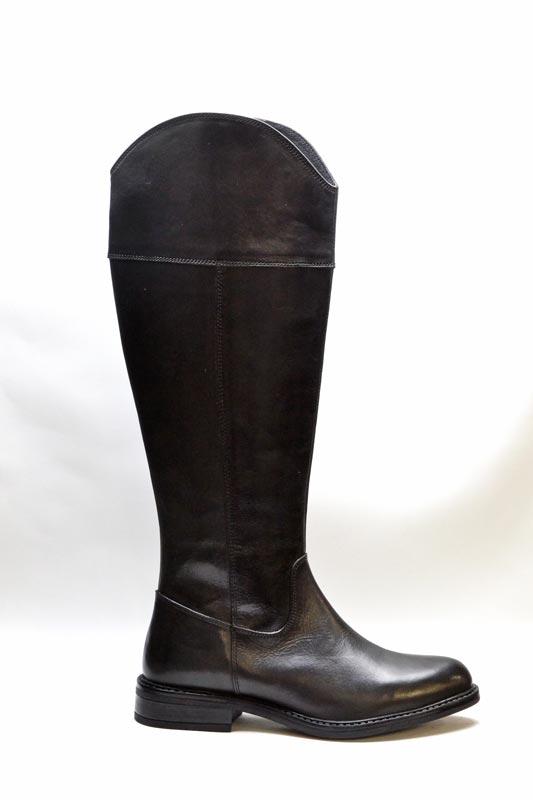 Novità A/I 2021 Woz Calzatura Donna-Vitello Nero 20145