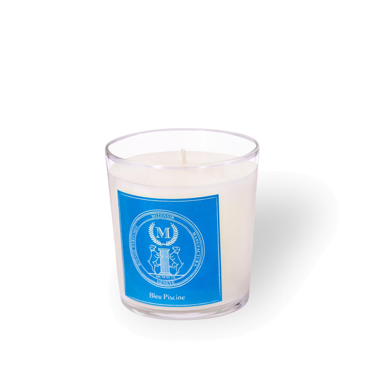 Bleu Piscine - Candle
