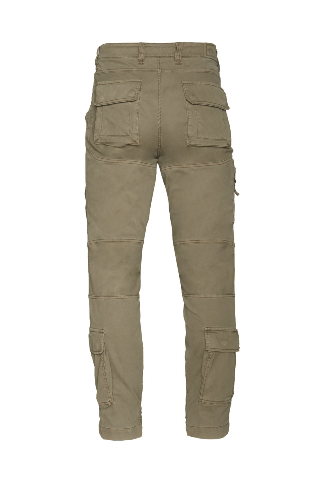 Iconic gabardine Anti-G trousers         2