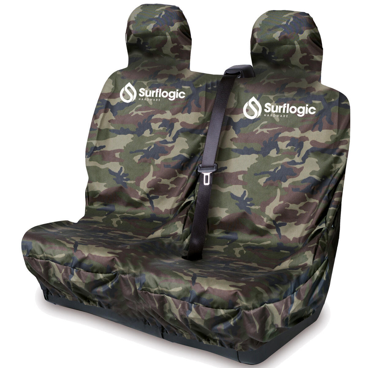 DOUBLE SEAT COVER CAMOUFLAGE