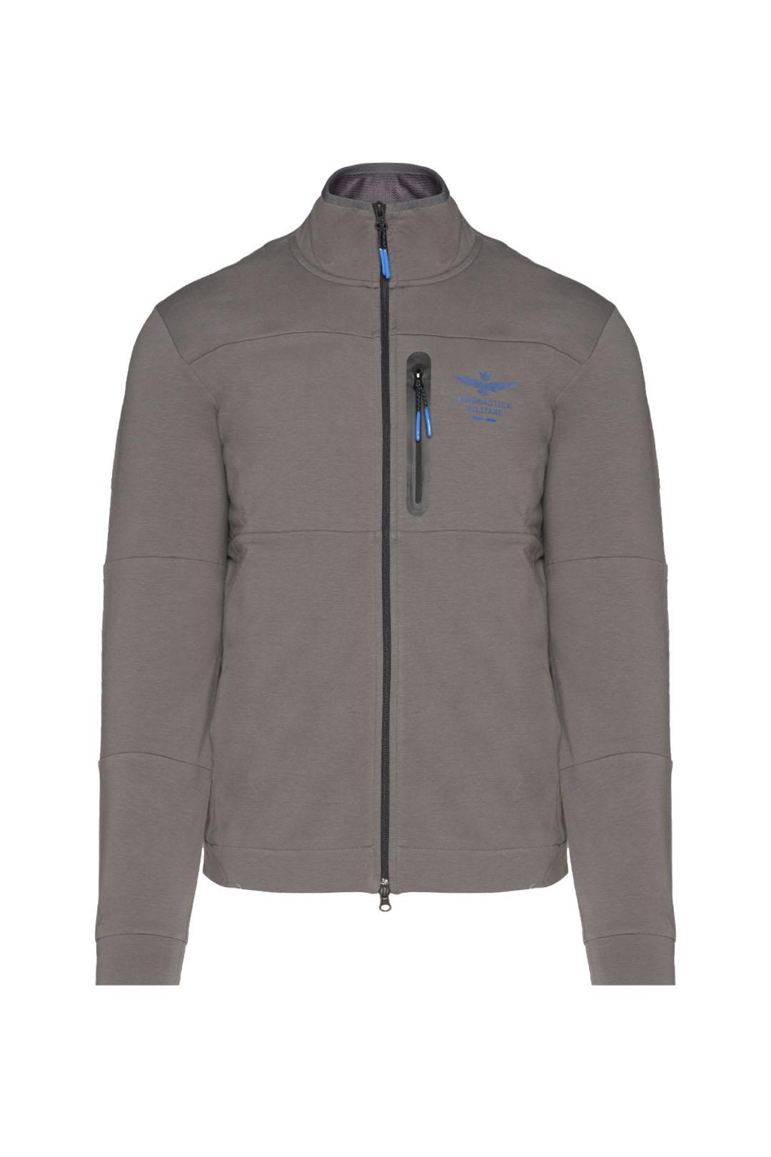 Stretch Active sweatshirt with pocket    1