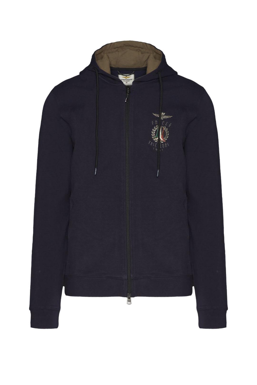 Frecce Tricolori cotton hoodie           1