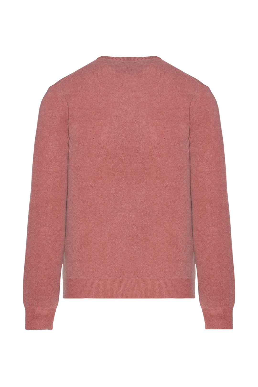 Wool embroidered round neck sweater      2