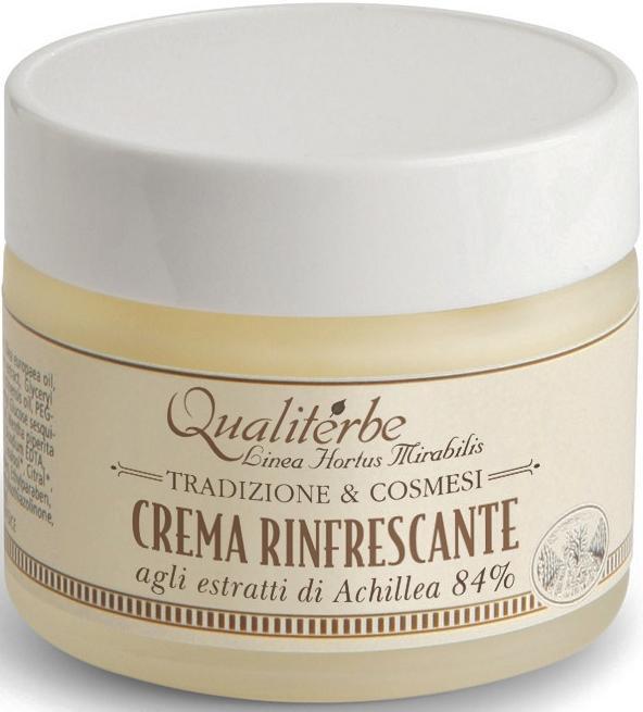 Crema rinfrescante all' Achillea 12%
