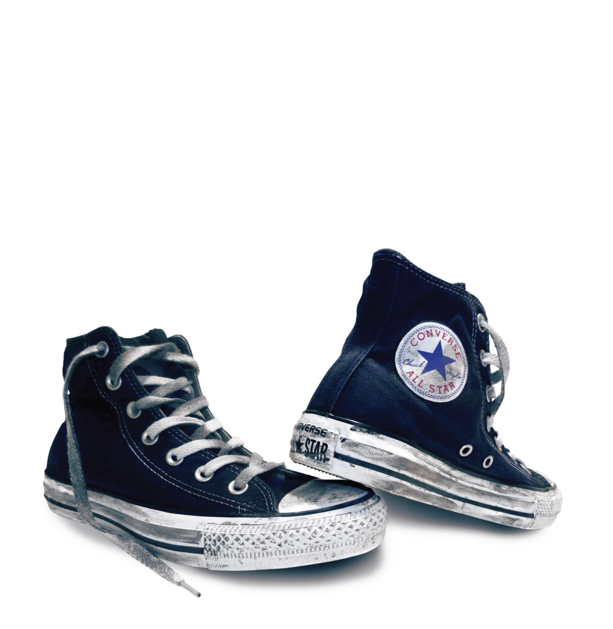 big sale c1be1 36bdb Converse Chuck Taylor alta faded- Blu