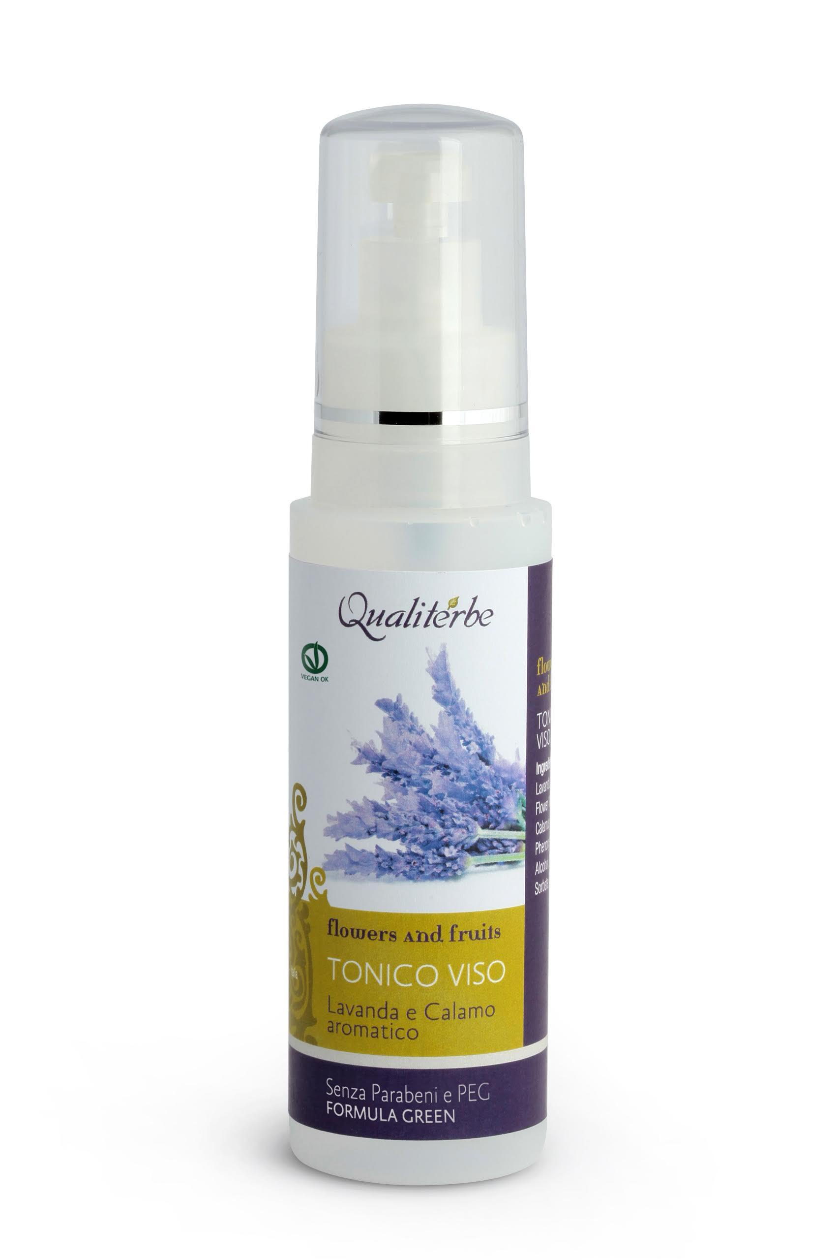FORMULA GREEN Tonico Viso 125 ml - Linea Flowers and Fruits - (Vegan ok)