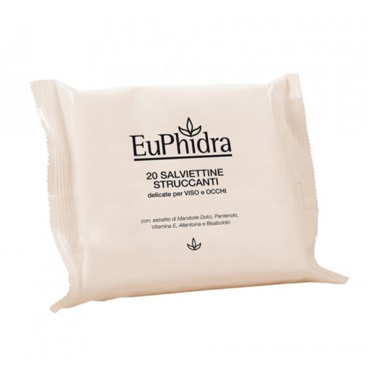 EUPHIDRA SALVIETTINE STRUCCANTI