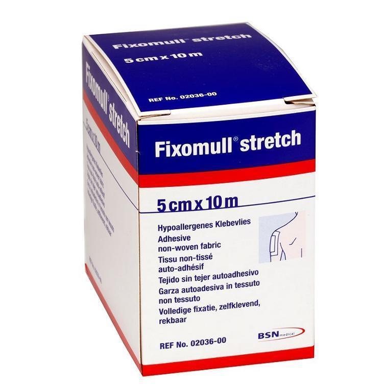 FIXOMULL STRETCH  5x1000 cm