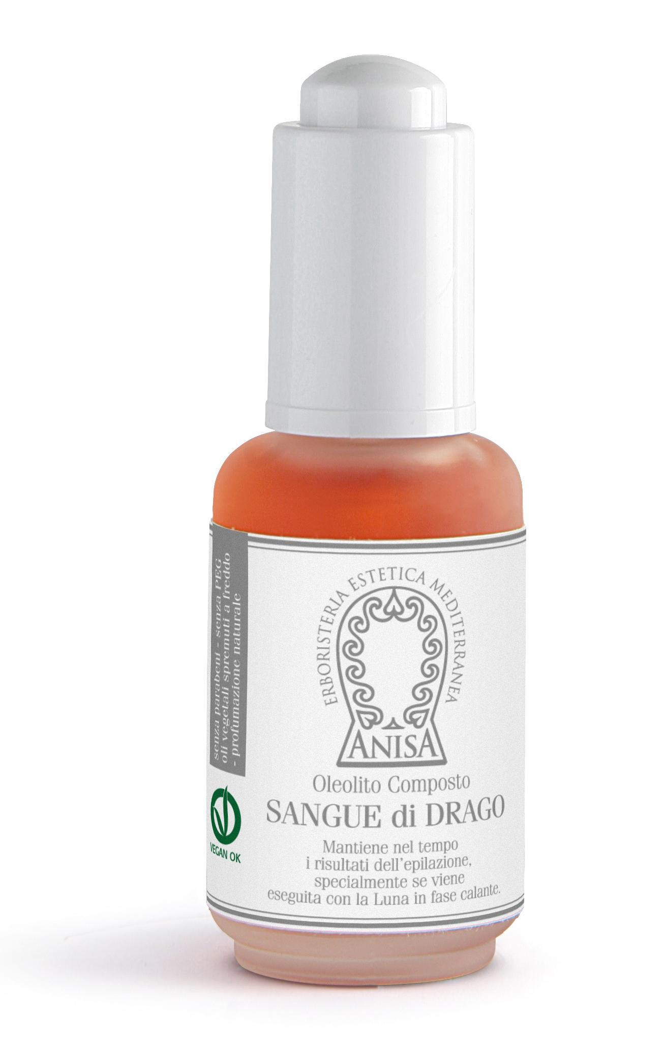Olio Sangue di Drago 30 ml-Linea Professionale Anisa-