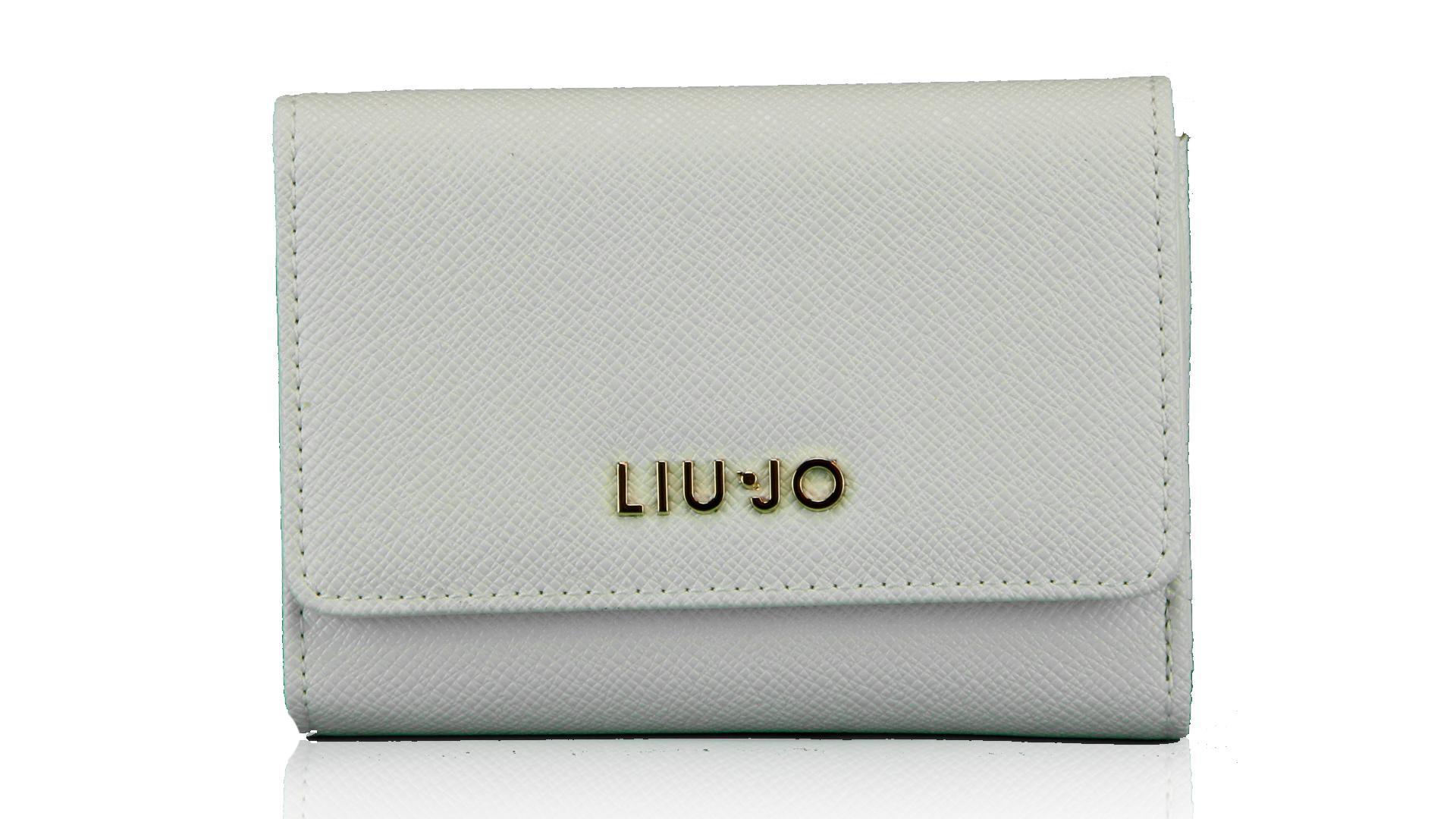Woman wallet Liu Jo ANNA A16127 E0087 WHITE - LaBorsetteria.com 5265900264a