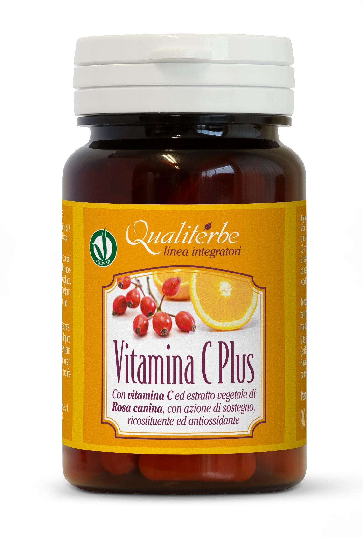 Vitamina C Plus 90 Capsule (Vegan OK)