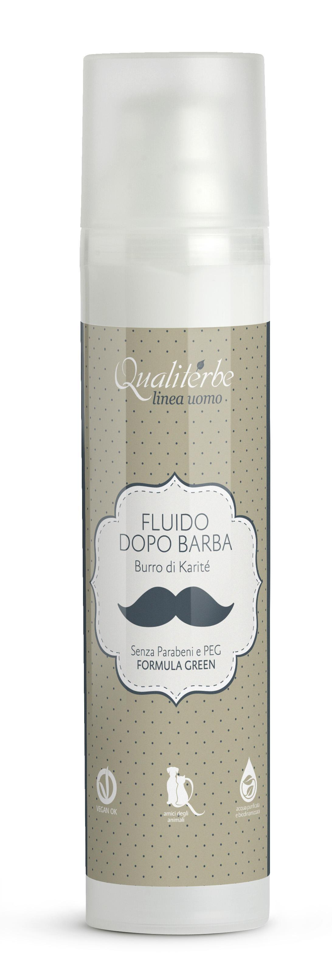 Fluido da Barba 100 ml  Formula Green (Vegan ok)