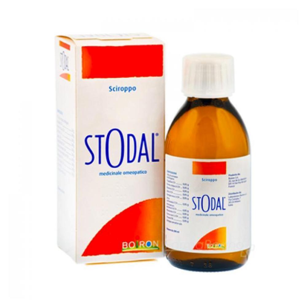 BOIRON STODAL SCIROPPO 200ML - MEDICINALE OMEOPATICO