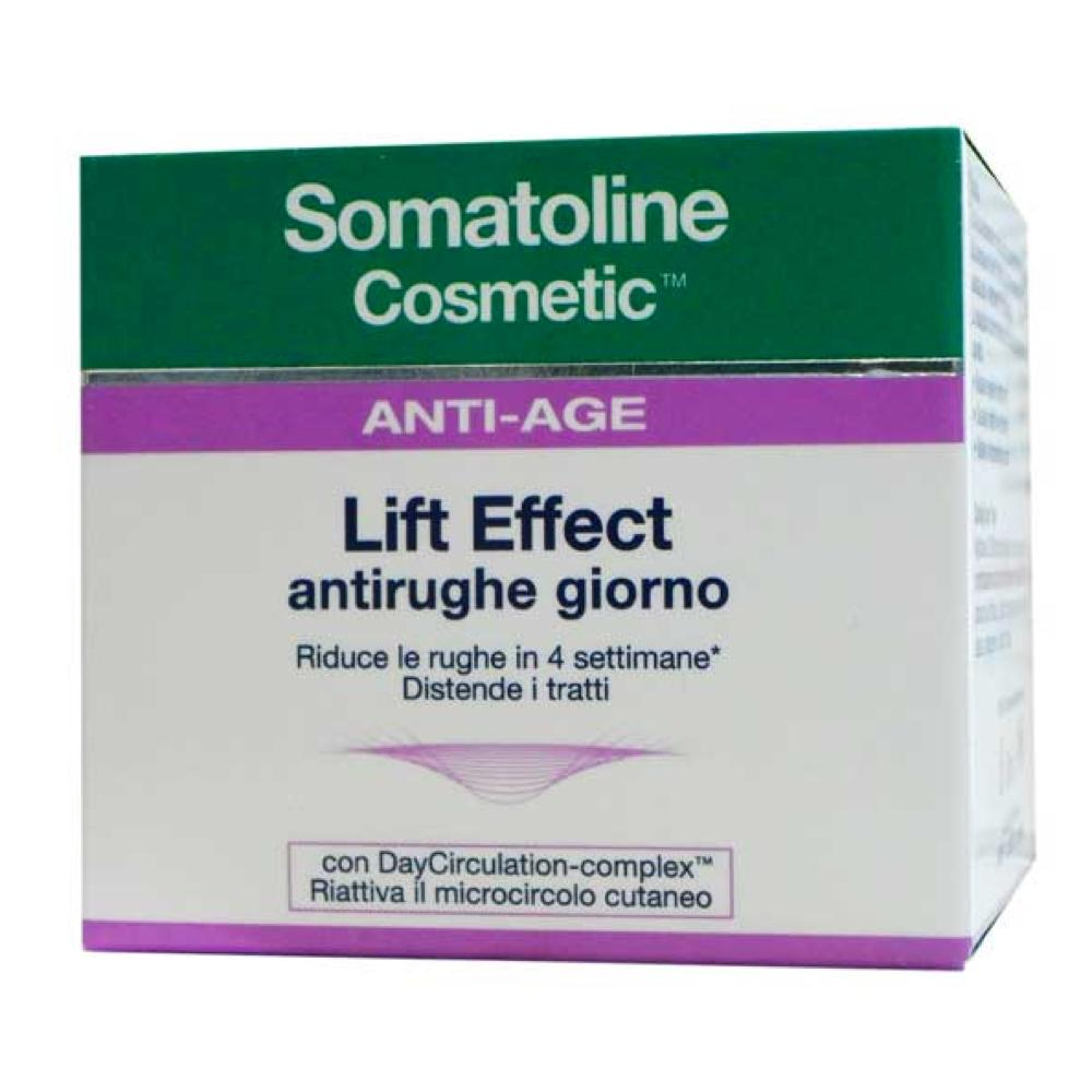 SOMATOLINE COSMETIC ANTI-AGE LIFT EFFECT ANTIRUGHE GIORNO 50 ML
