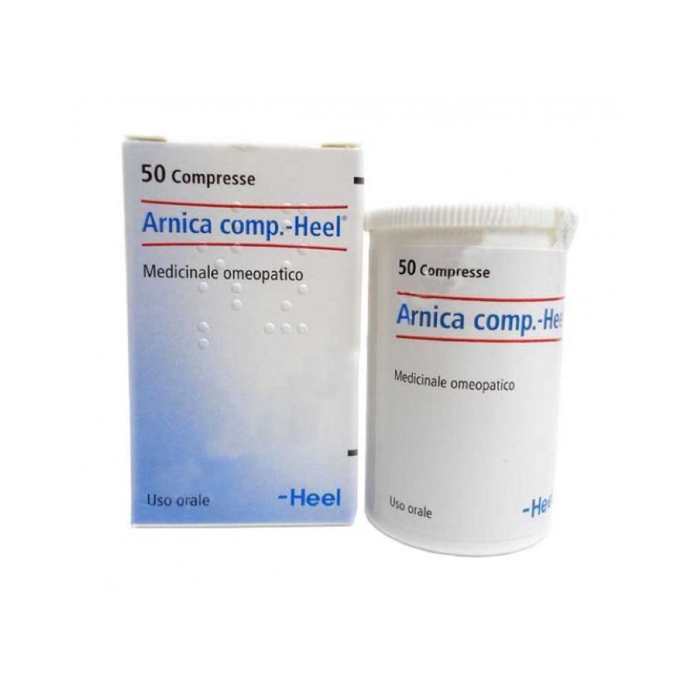 GUNA ARNICA COMPOSITUM HEEL 50 TAVOLETTE - MEDICINALE OMEOPATICO