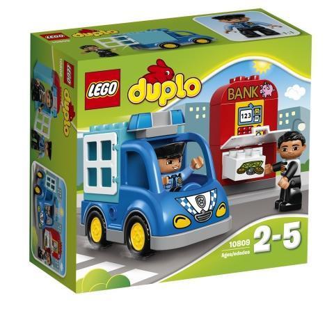 Lego Duplo Auto Della Polizia 10809 Lego Spa Zuin Giocattoli