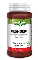 DESMODIO - INTEGRATORE FUNZIONALITA' EPATICA 400 MG 60 CAPSULE ERBAVITA