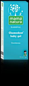 CHAMODENT BABY - GEL LENITIVO OMEOPATICO PER GENGIVE GONFIE LOCKER REMEDIA