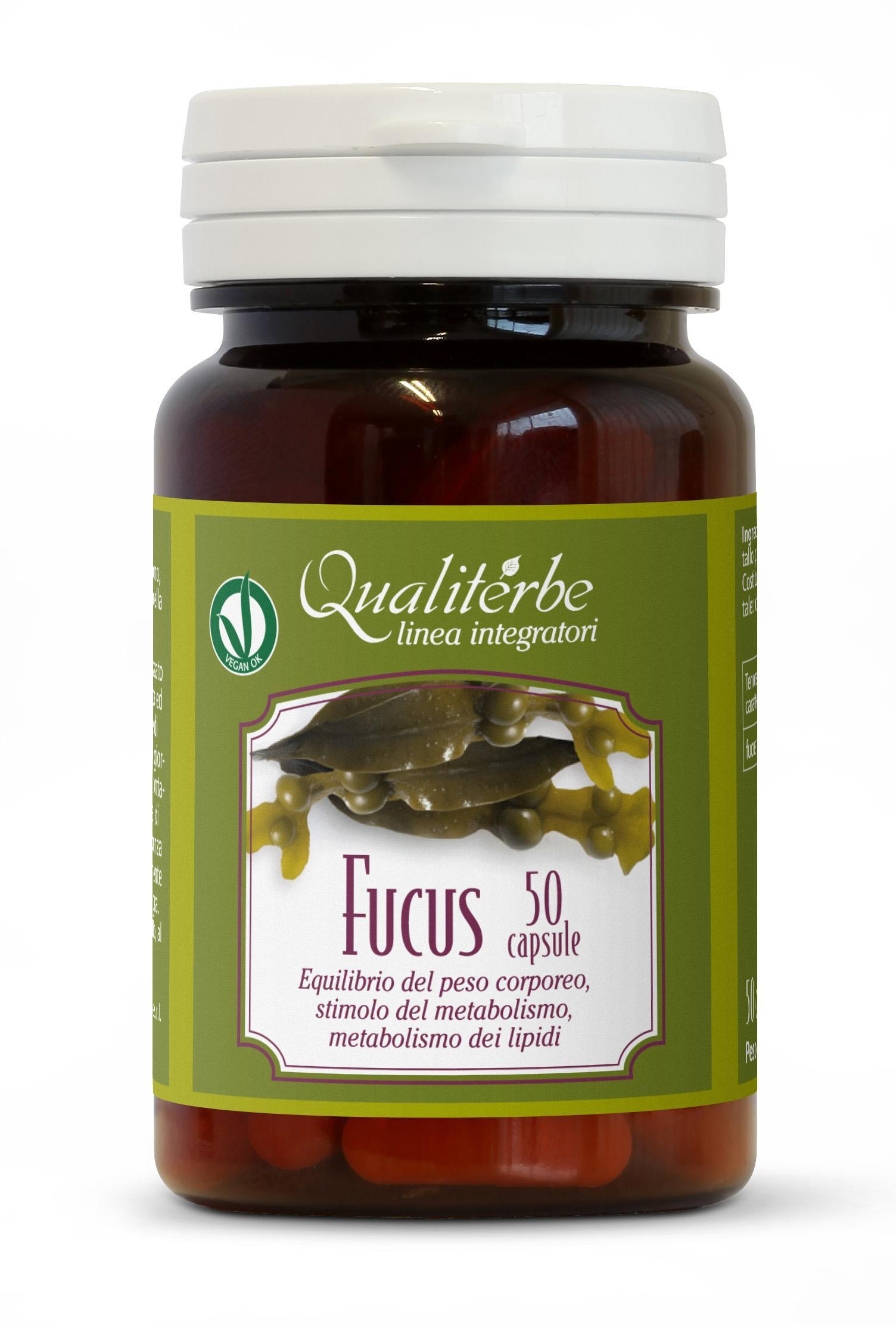 Fucus - 50 compresse - Ideale per diete dimagranti