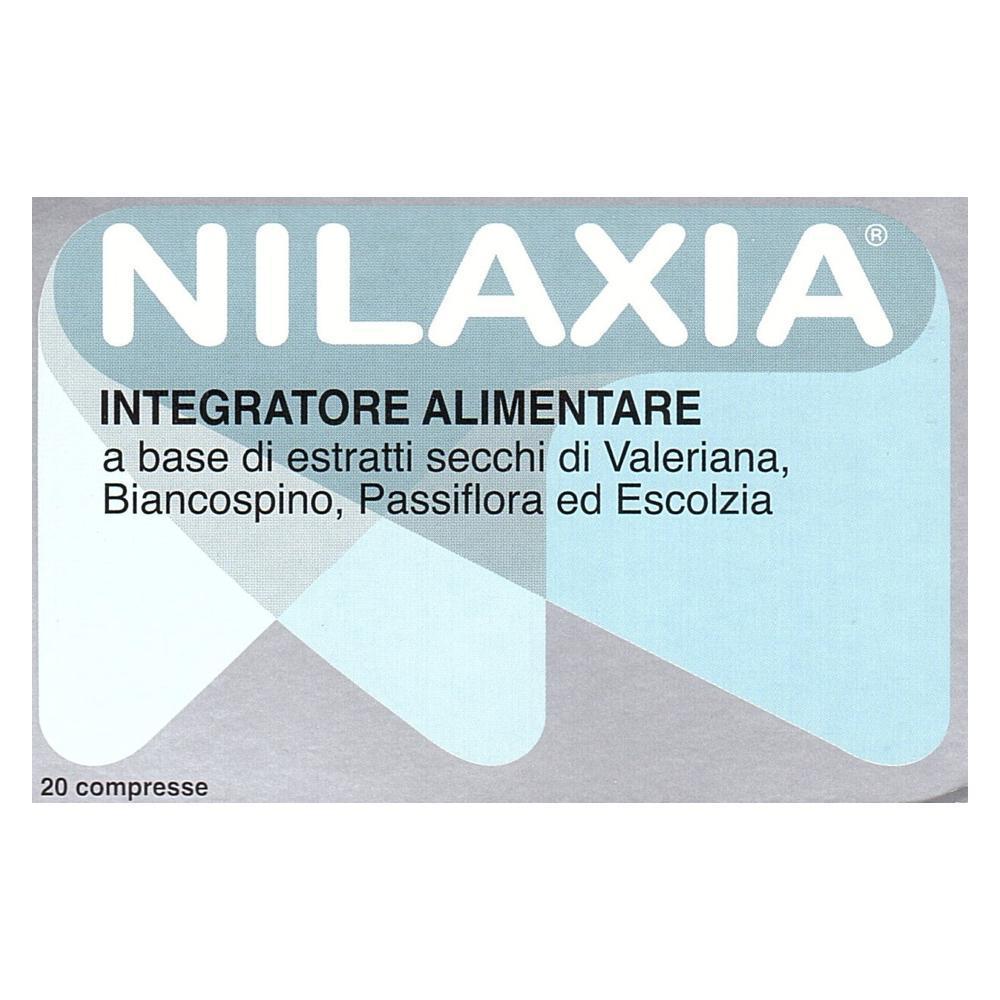 NILAXIA - INTEGRATORE ALIMENTARE PER FAVORIRE IL FISIOLOGICO SONNO NOTTURNO