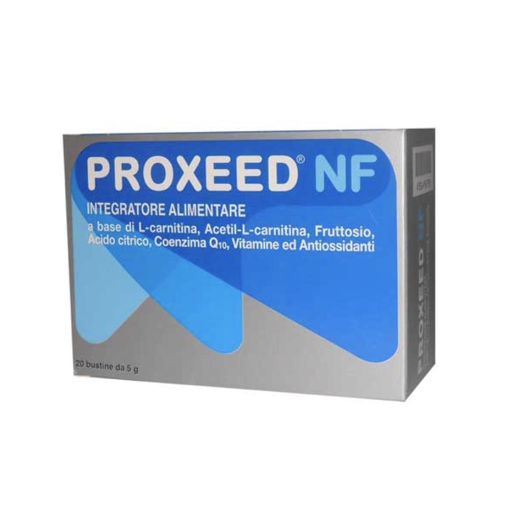 Acido Citrico Dosi Alimentari proxeed nf - integratore alimentare di carnitina e vitamine