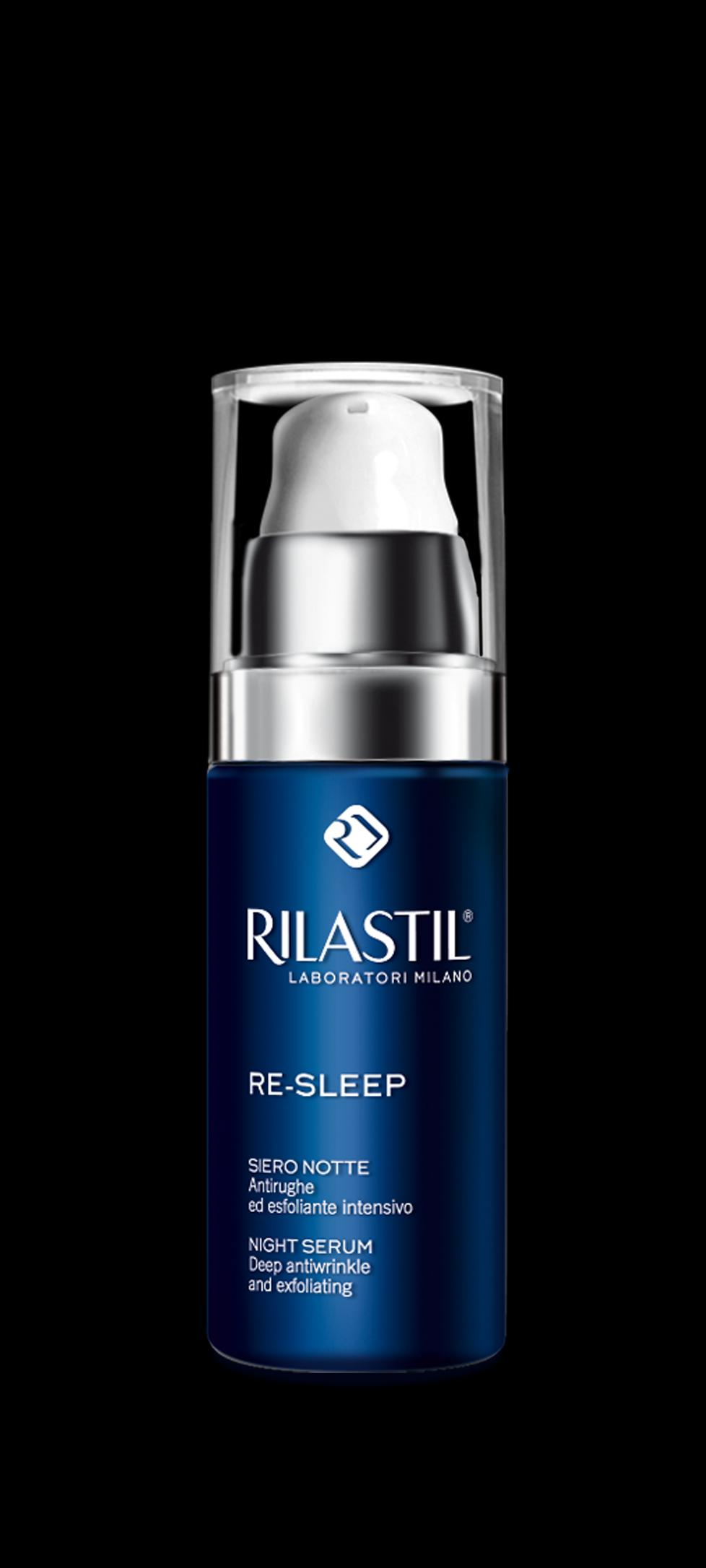 RILASTIL RE-SLEEP SIERO NOTTE ANTIRUGHE ED EMOLLIENTE INTENSIVO 30 ML