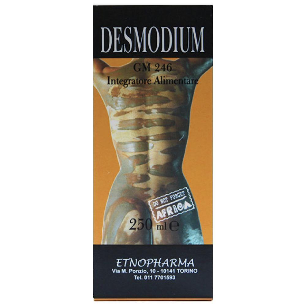 DESMODIUM GM246 - GOCCE UTILI COME FISIOLOGICA DEPURAZIONE DEL FEGATO