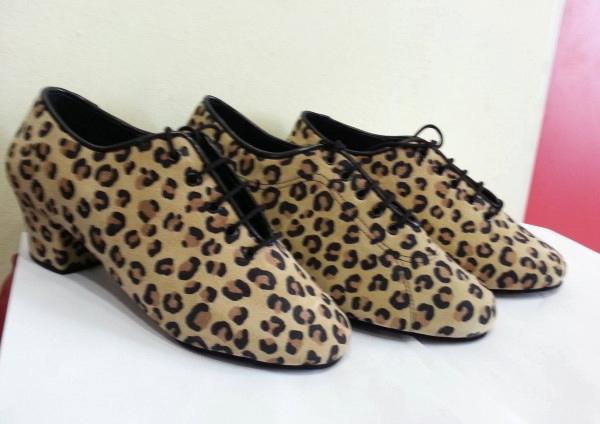 6523c07824195 Scarpe donna latino americano leopardate - cod.UD allenamento donna -  Italia Trend Srl